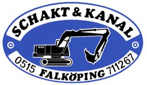 Schakt och Kanal i Falköping